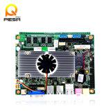 D525-3タンタルコンデンサーのマザーボード、内蔵Intel原子D525プロセッサの二重コア1.80GHz内蔵2GB DDR3 6*COMポート、8*USB