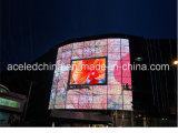 La DEL signe le panneau-réclame d'Afficheur LED de la publicité extérieure des panneaux P16