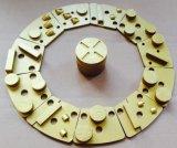 ダイヤモンドの粉砕車輪、ダイヤモンドの粉砕のパッド
