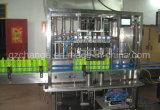Máquina de rellenar líquida automática para el acondicionador del pelo de la loción del champú de la goma