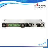 amplificatore di fibra ottica a uscite multiple di alto potere EDFA di 1550nm 1u
