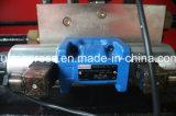 Freio hidráulico da imprensa do metal do CNC, máquina de dobra Wc67k-63t3200 da placa