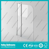 Promenade en aluminium de pivot dans l'écran de douche avec le verre feuilleté Tempered (SE933C)