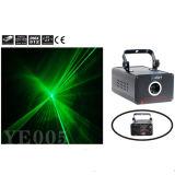 Projector van de Laser van Guangzhou DMX de Enige Groene