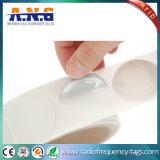 стикер 13.56MHz NFC маркирует Ntag213 напечатанный для управления имуществом