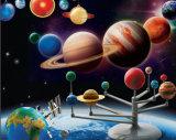 para el modelo de los planetas del juguete nueve del niño de la inteligencia de Tranning