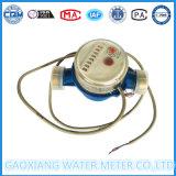 Contador de la agua caliente para el solo contador del agua del pulso del jet