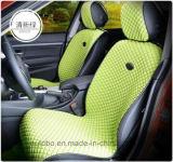 Ghiaccio piano di figura del coperchio di sede dell'automobile Seta-Verde