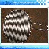 Rete metallica della griglia del barbecue dell'acciaio inossidabile