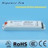 excitador atual constante do diodo emissor de luz da fonte de alimentação do caso 30W plástico