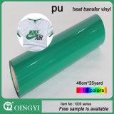 Qingyi magisches PU-Wärmeübertragung-Vinyl für Textilbeutel