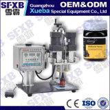 Sfxg-100半自動手動蜂の蜂蜜の瓶のびんのキャッピング機械