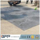 O granito cinzento escuro chinês G654 inflamou Pavers do granito
