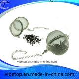Alle Arten Edelstahl-Tee Infuser/Grobfilter exportieren