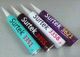 溶媒自由で速い治療PU (ポリウレタン)のフロントガラスの置換の接着剤(Surtek 3358)