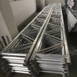 Faisceau en aluminium d'échelle pour le matériel de construction d'échafaudage