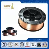 中国の工場頑丈な機械のための固体ミグ溶接ワイヤー