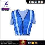 Голубая отражательная безопасность Vest-Y9873