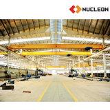 Grúa de arriba de la sola viga del estándar europeo del nucleón 7.5 toneladas