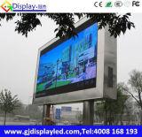 Signe de publicité polychrome de /LED d'Afficheur LED de Gj P16