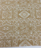 印刷された衣服のホーム織布プリントを混ぜるリネン綿