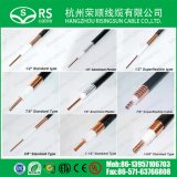 """1-1/4 """" câble coaxial hélicoïdal flexible superbe de Heliax de câble d'alimentation"""