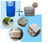 Adhésif chimique liquide de polyuréthane de vente chaude de GBL