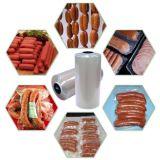 Hotdog die de Film van de Vacuüm Verpakking vormen