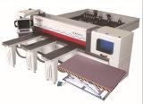 O painel do CNC do Woodworking viu a máquina com a auto tabela de carregamento