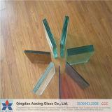 color de 4.38-40m m/vidrio laminado claro con la certificación del Ce