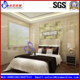 Máquina de mármol de imitación de la protuberancia del panel de pared de la hoja del Faux del PVC