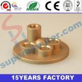 Bride de cuivre pour l'élément de chauffe électrique