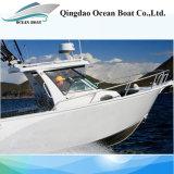 Un'alta qualità del rifornimento della fabbrica dell'yacht concentrare della baracca di 6.85m