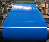 Покрынный цвет гальванизировал стальную катушку PPGI для листа толя стального