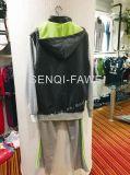 Vestito di pista di modo di svago Hoodies con la mutanda in vestiti adulti per la famiglia Designfw-8645b di usura di sport