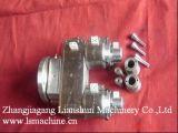 Maquinaria doble de la producción del tubo del PVC CE/SGS/ISO9001