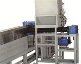 機械にペレタイジングを施し、リサイクルする節電のプラスチックフィルム