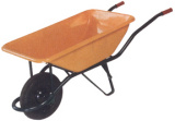 Wheelbarrow popular do modelo WB6401 no mercado de Spain