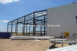 Полуфабрикат стальная структура для мастерской/пакгауза/зданий/временно офиса