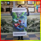 Stampa di Digitahi che fa pubblicità alla bandiera del rotolo del PVC