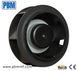 175mm Backward Curved 적능력 Centrifugal Fan