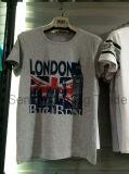 Camiseta del deporte del hombre de la manera en la ropa Fw-8103 del verano