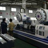Corte Drilling de aluminio del CNC y Center-Pyb-2W que trabaja a máquina que muele