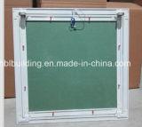 Spinta del blocco per grafici del comitato e dell'alluminio di accesso della scheda di gesso aperta