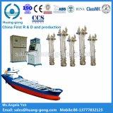 Hydraulisches tiefe Vertiefungs-Ladung-Pumpen-System für Öltanker