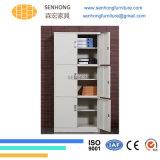 4 أبواب معدن مكتب خزانة لأنّ وثائق تخزين