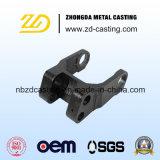 Moulage de précision personnalisé de bâti en acier pour des accessoires de moteur/véhicule