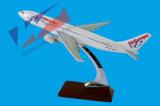 Подгонянная модель плоскости маштаба A330 Aicraft плоской модели модельного самолета модельная