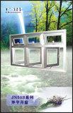 Guichet en aluminium de Galuminium