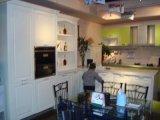 Hoog polijst de Kast van de Keuken van de Lak